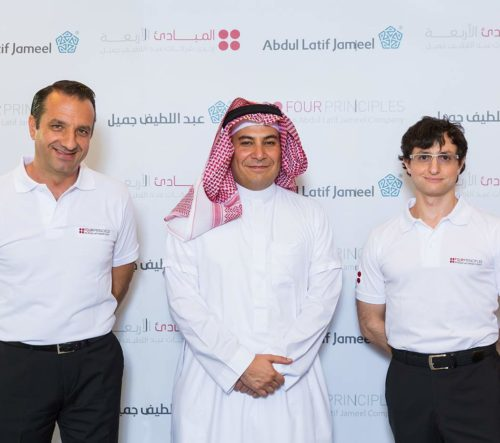 Abdul Latif Jameel and Four Principles Joint Venture